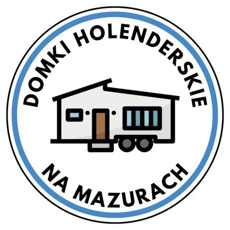 Domki Holenderskie na Mazurach - Wynajem. Dźwierzuty