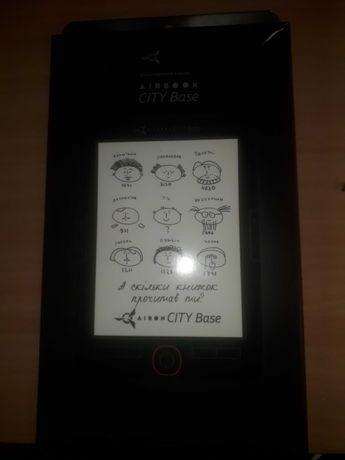 Электронная книга airbook city base новая