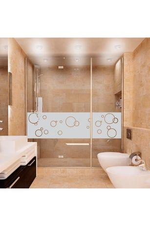 Autocolantes para vidro ou porta de duche e quarto de criança