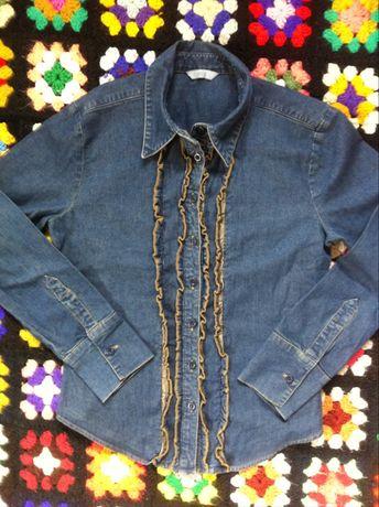 Koszula jeans Marks&Spencer 10/38