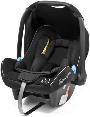 Nowy fotelik / nosidełko samochodowy + baza + adaptery do wózka