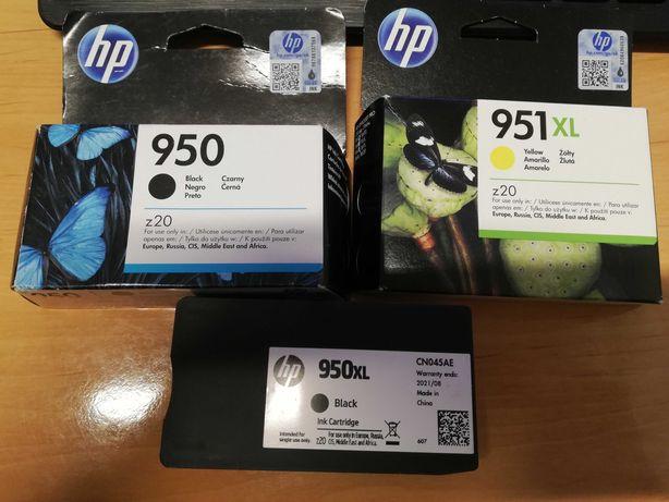 Tinteiros HP 950 e 951 XL
