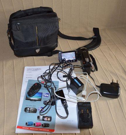 Kamera HD JVC Gz-Hm 335 B jak nowa