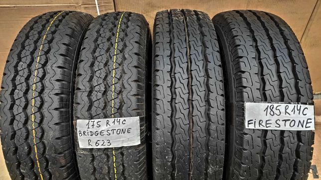 шини 185/R14C Firestone 175/R14C Bridgestone 195/75/80