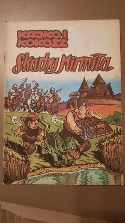 Kajko i Kokosz Skarby Mirmiła 1988
