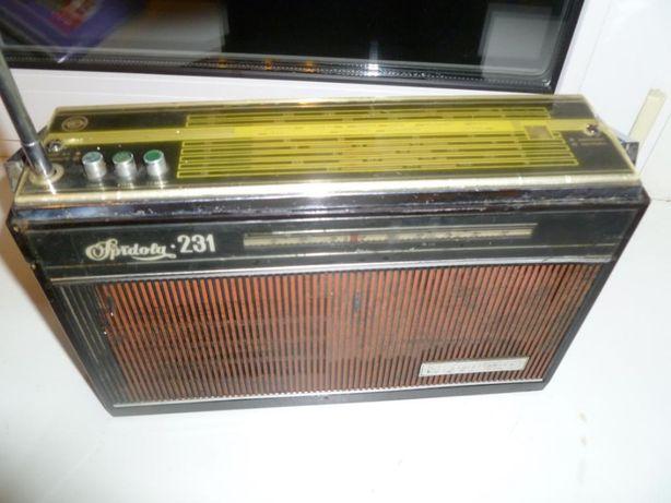 радиоприемник ВЭФ-СПИДОЛА 231