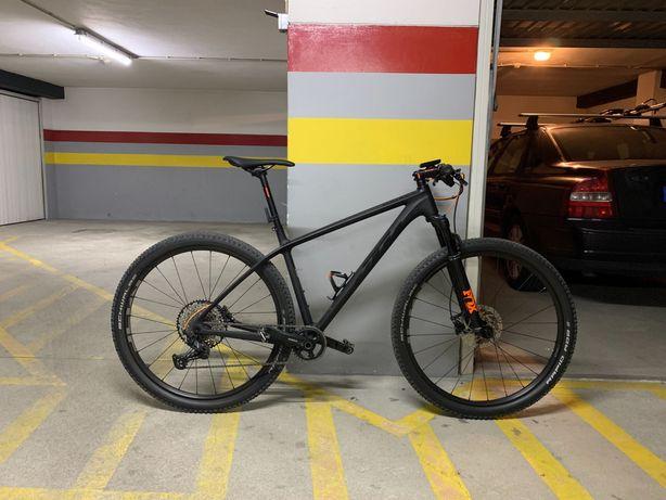 Bicicleta KTM Myroon PRO 2020 de Carbono de 12v - Tamanho M (48cm)