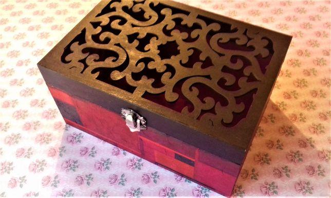 Caixa Decorativa ou Presente, estilo Oriental