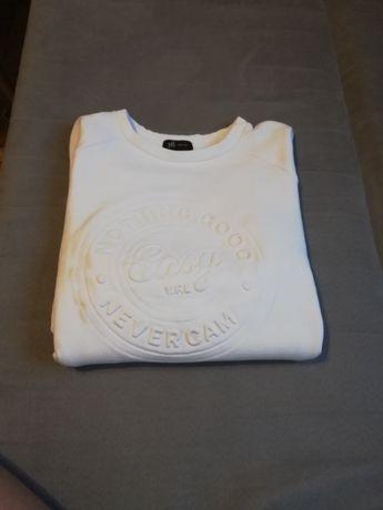 Biała bluza Reserved rozmiar 38