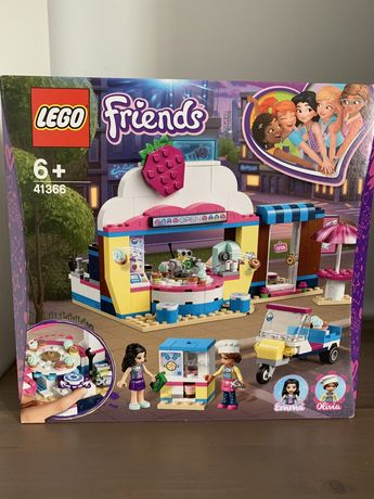NOWE Lego Friends 41366 cukiernia z babeczkami