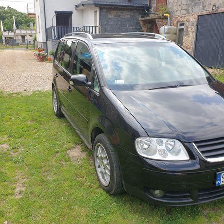 VW Touran 1.9TDI 105KM BKC
