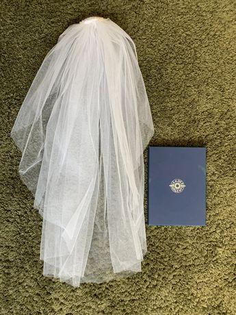 Welon ślubny NOWY