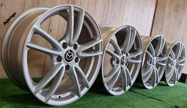 NOWE FELGI Mazda 626/CX3/CX5/3/5/6/MPV/MX5 17x5x114,3