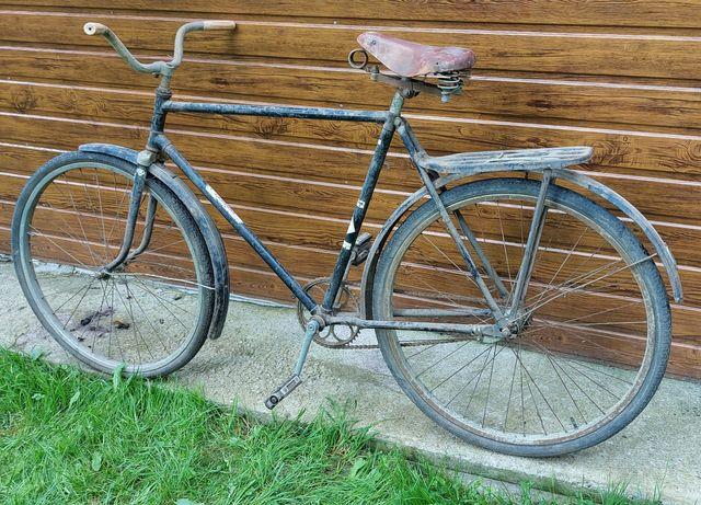 Zabytkowy Rower Ukraina ! Vintage ! Retro Szosowy ! Made in USSR !