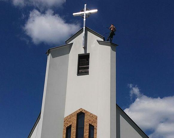 Malowanie dachów Alpin-Dach