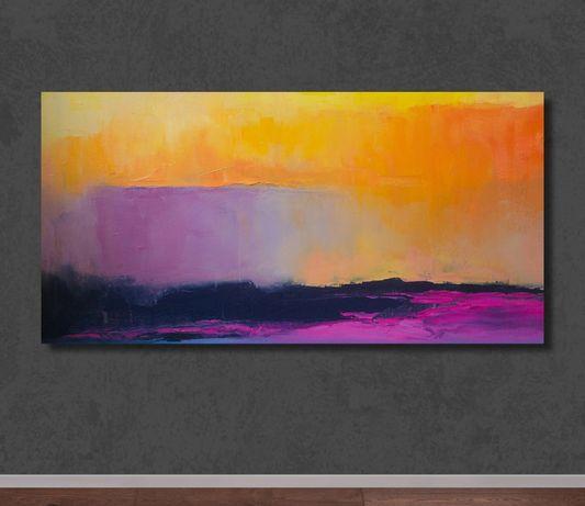 Абстракция живопись картина под заказ