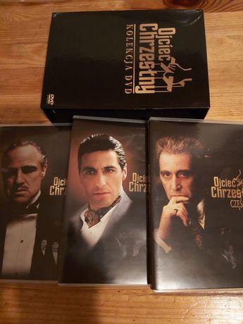 Ojciec Chrzestny Dvd Box