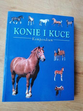 """""""Konie i kuce - kompendium"""" Tamsin Pickeral"""