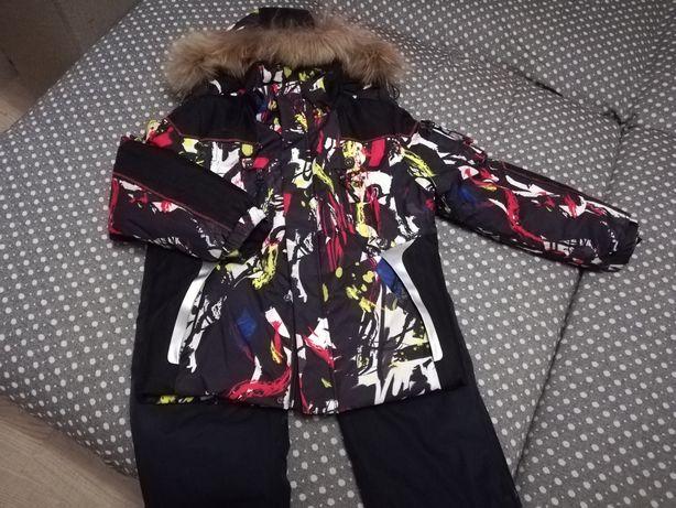 Зимний термокомбинезон для мальчика