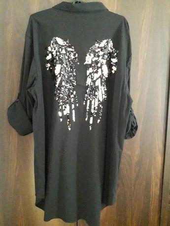 Koszula skrzydła