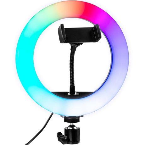 Кольцевая лампа для селфи Gelius Pro Halo RGB Ring 33 сm GP-LR033
