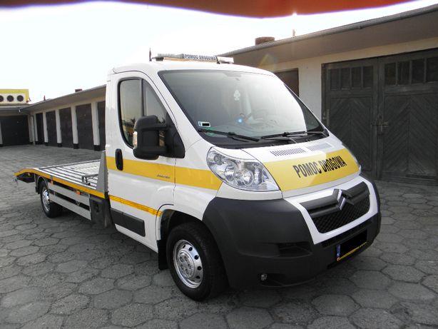 Usługi Autolaweta Pomoc Drogowa Transport Samochodów Holowanie Laweta