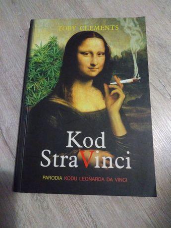 Kod Stra Vinci. Parodia Kodu Leonarda Da Vinci.
