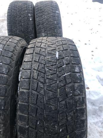 Шини ПРАДО, GX470, 265/65/17 зима, bridgestone blizzak
