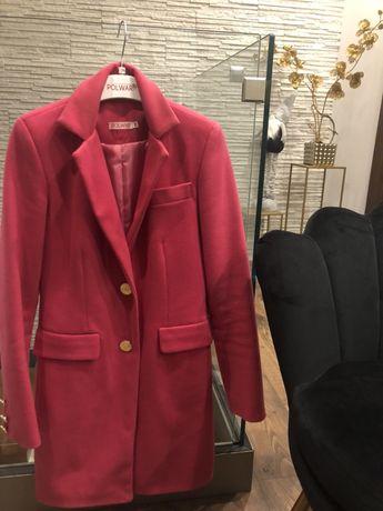 Płaszcz flauszowy firmy Polwar
