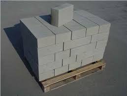 Bloczek betonowy wibroprasowany