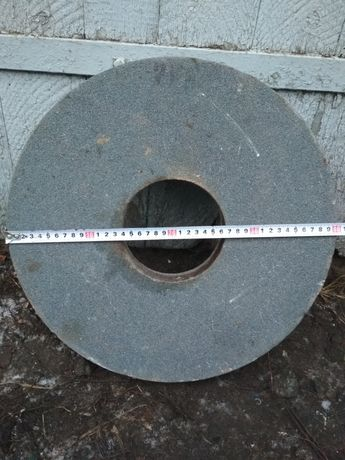 Наждачний круг СССР 400 мм