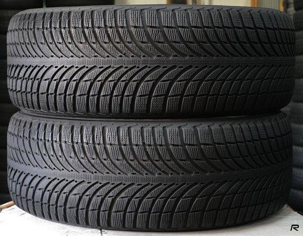 Шины б/у зима 255/45R20 Michelin Latitude Alpin LA2 (Склад резины)