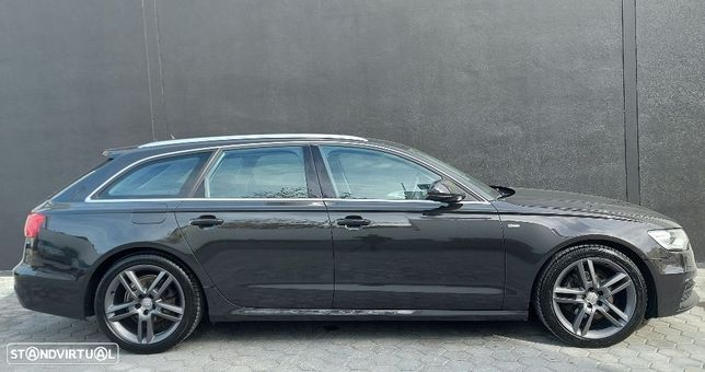 Audi A6 Avant 2.0 TDi Business Line S-line Multitronic