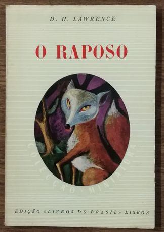 o raposo, d.h. lawrence, livro do brasil