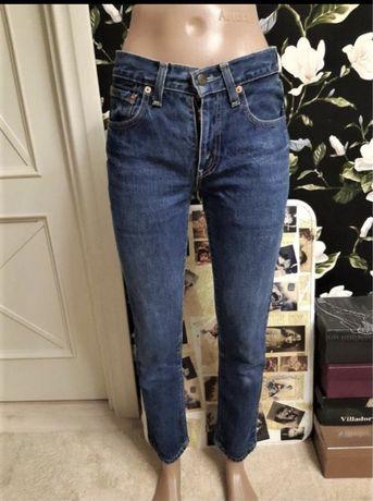 Винтажные джинсы 26/30 levis 530 модель
