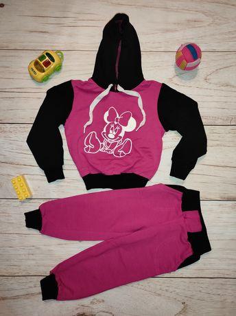 Спортивный костюм для девочки  от 1 до 5 лет
