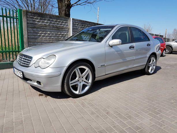 Mercedes c200 5x112 18