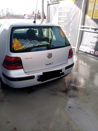 Golf 4 1.4 benzyna gaz