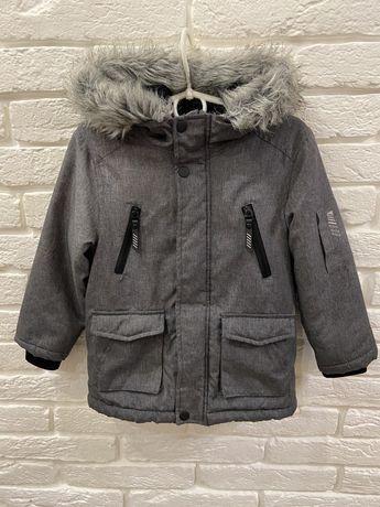 Куртка парка Primark. 4-5 лет