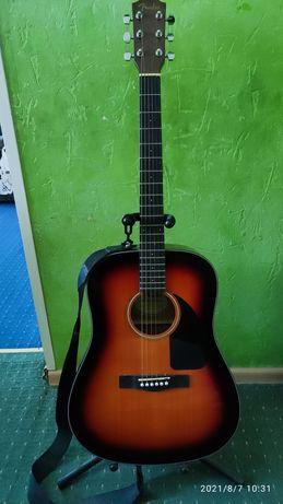 Gitara akustyczna Fender CD-60 V3 SB z akcesoriami
