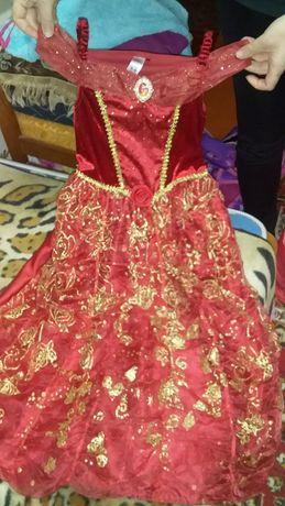 карнавальный костюм ,новогодний костюм платье принцессы