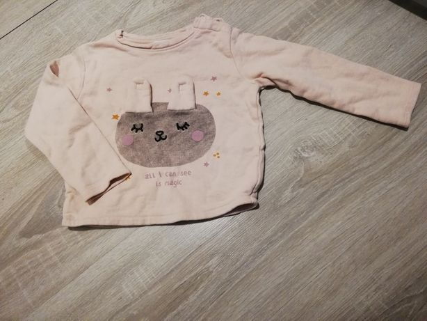 Bluza reserved 86 ocieplana