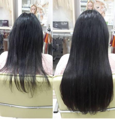 Наращивание волос Харьков, обучение, капсулирование, продажа волос