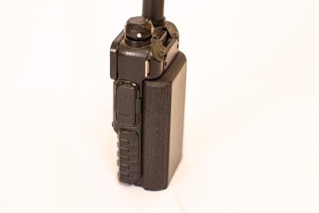 Baofeng UV-5R adapter 2x18650