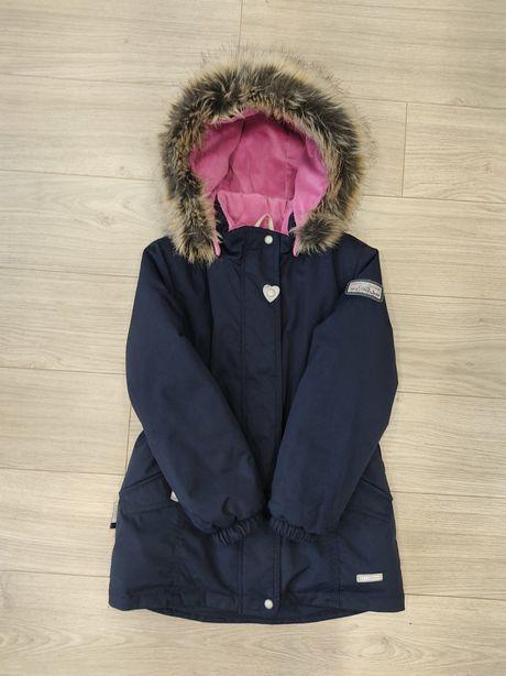 Парка куртка курточка Lenne р 122 см