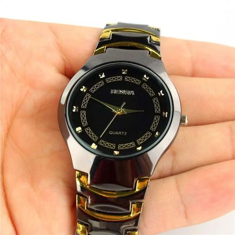 Nowy zegarek na bransolecie