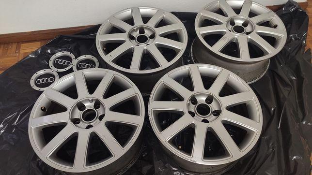 Audi Jantes 17 5*112 sline originais