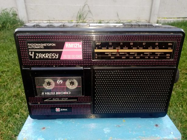 Radiomagnetofon PRL