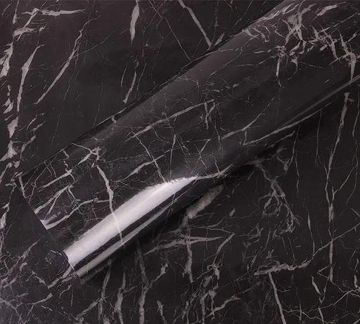 Самоклеющаяся пленка под мрамор 50 х 100 см