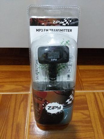 MP3 para o isqueiro do carro